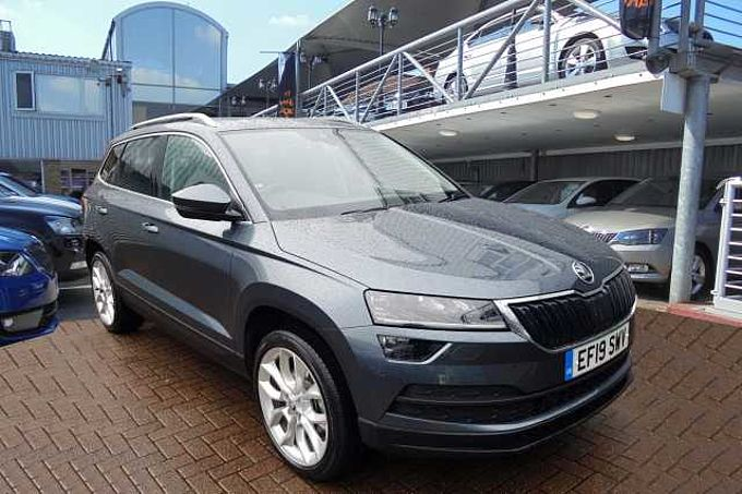SKODA Karoq SUV 1.5 TSI (150ps) 4X4 Edition ACT DSG