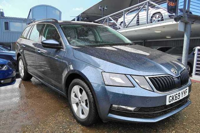 SKODA Octavia Estate (2017) 1.0 TSI 115ps SE Technology