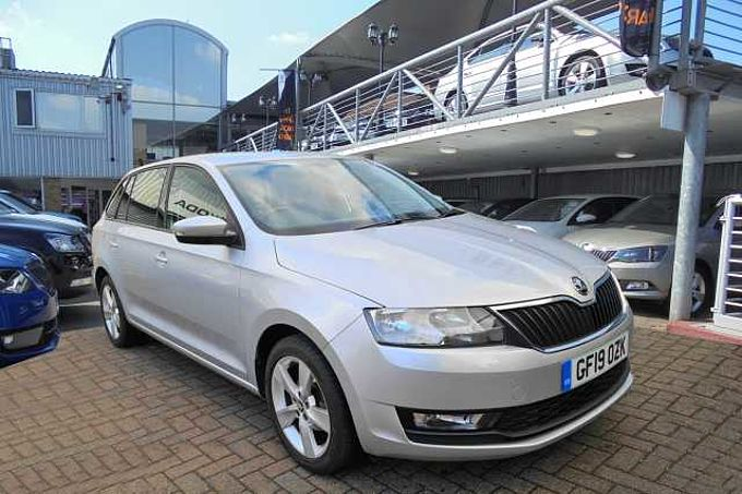 SKODA Rapid 1.0 TSI (95PS) SE Tech Spaceback 5-Dr